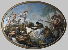 The East offering its riches to Britannia - Roma Spiridone, 1778 - BL Foster 245 - Spiridone Roma - Wikipedia, the free encyclopedia
