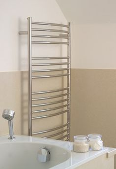 14 best towel rails and radiators for small spaces images heated rh pinterest com