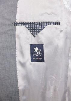 Otto Kern Anzug Jan leicht zweifarbig - Tailored Fit ab 249,00€. Anzug aus hochwertigem Oberstoff in Tailored Fit Passform, Leichte Zweifarbigkeit bei OTTO