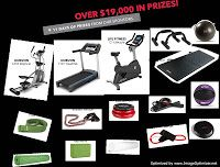 Sweepstakes ~ #Win Over $19000 #Fitness Related Prizes Like Treadmills & More ~ USA only    http://www.linkiescontestlinkies.com/2012/12/sweepstakes-win-over-19000-fitness.html