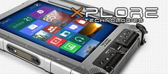 Xplore tablets by Xplore Technologies. Visit website Extech.co.za