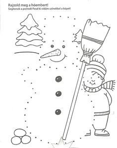 Christmas Worksheets, Christmas Activities, Winter Activities, Christmas Colors, Kids Christmas, Christmas Crafts, Snow Theme, Winter Theme, Winter Crafts For Kids