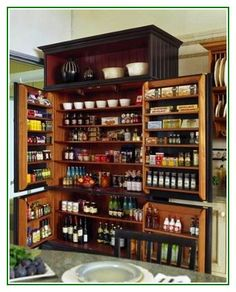 Great share Kitchen Pantry E1375796808551