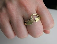 Hook Ring by HeroKing on Etsy