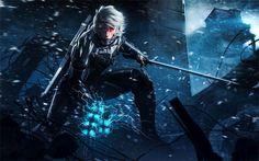 Raiden é o herói de Metal Gear Rising http://artigosetutoriais.blogspot.com.br/