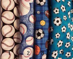 Baseball Soccer prints