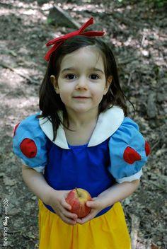 fleetingthing » Snow White costume (tutorial)