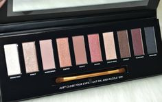 Soap and Glory The Perfect Ten Eyeshadow Palette