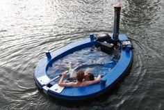 Zin in iets geks? Huur dan deze drijvende badkuip, waar je al zwemmend mee kan rondvaren. Gezien de gemiddelde temperaturen in ons land zal de verhuur niet bepaald booming zijn. http://www.elkedagvakantie.nl/?p=15572 [Andere berichten vandaag: Vijf tips voor trips door Ierland, VW Golf is de beste caravantrekker en Moederdag in de dierentuin]