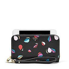 Sydney Zip Phone Wallet
