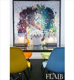 Inside the Home of Lea and Sara Yassine   Savoir Flair