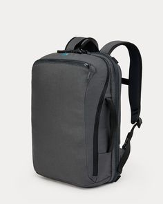A high-quality, feature-rich everyday backpack that doesn't make you look like an amateur. Perfect for professionals, digital nomads, and creatives.