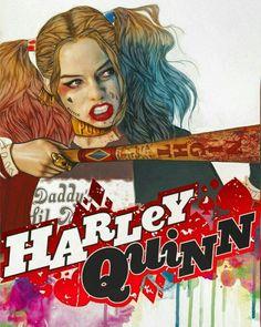 Harley Quinn QUEEN ASF