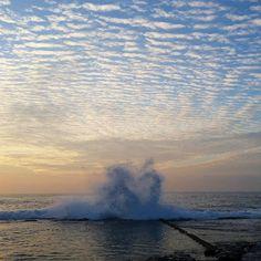 Sunrise. #deewhybeach #beach #autumm #ocean #environment #oceanandearth #rockpool #sustainability #organic #northernbeaches #theluckycountry #thenaturalworld #sunrise #sydney #australia #earth #cloudporn #thegreatoutdoors #lovelife#beach #sand#heavenonearth Re-post by Hold With Hope