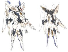 Vic Viper Concept - Zone of the Enders