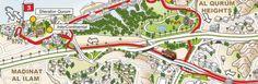 Muscat Tourist Map | Muscat Attractions | Big Bus Tours