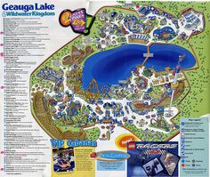 GL Map 2007.jpg 1,300×1,100 pixels  Wildwater Kingdom remains the Amusement Park closed in 2007