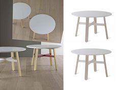 Tavolo Consolle Design LUX 130x50 allungabile 3-5 metri poro aperto ...