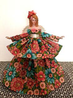 Angel Doll Handmade Porcelain OOAK Easter Gift by DivineAngelShop