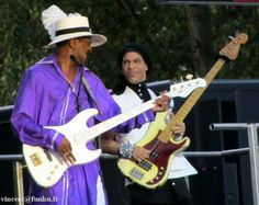 Larry Graham and Prince