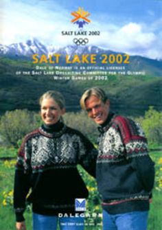 Ravelry: Dale of Norway / Dalegarn Salt Lake 2002 - patterns