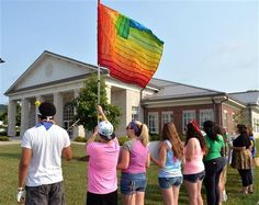 No registers of deeds employees in Onslow, Carteret, Jones or Duplin counties sought exemptions from same-sex-marriage duties for religious beliefs per