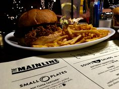 Mainline Ale House in Fort Collins, CO #eatlikelocals
