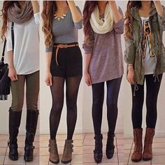 I love all these !
