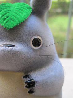 Totoro, Totoro! Totoro, Totoro! Another favorite anime of mine!