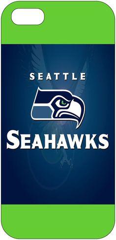 NFL Seattle Seahawks IPhone 5/5S Case_3