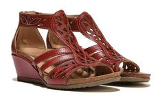dc70f3e277 44 Best Earth Sandals images | Wedges, Sandals, Wedge sandal
