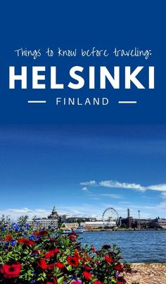 Planning a trip to Finland & on the hunt for things to do in Helsinki? Read traveler, Katerina Tasevska's top tips based on her own Helsinki experience. Click through to read now...