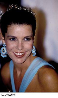 Princess Caroline of Monnaco......Grace Kellys daughter