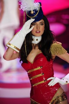 Probably my favorite. Victoria's Secret Fashion Show 2012