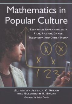 """In this compendium, contributors consider the role of math in blockbuster films, baseball, crossword puzzles, fantasy role-playing games, and television shows to science fiction tales, award-winning plays and classic works of literature. Revealing the broad range of intersections between mathematics and mainstream culture, this collection demonstrates that even """"mass entertainment"""" can have a hidden depth."""