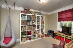 Cool room idea for a kid.