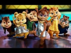 Happy Birthday Song For You | Chipmunks Best Birthday Song - YouTube