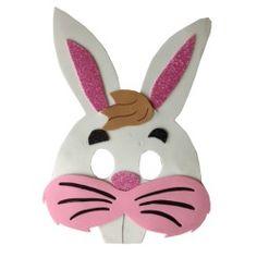 mascaras conejo - Buscar con Google Paper Crafts, Character, Google, Art, Beautiful Roses, Rabbits, Costume, Mascaras, Manualidades