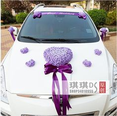 wedding car decoration - Google Search Wedding Car Decorations, Wedding Cars, Wedding Blog, Wedding Flowers, Balloons, Events, Jewellery, Weddings, Google Search