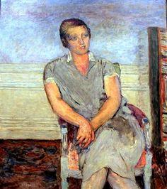Pierre Bonnard / Mme Fontaine Caen