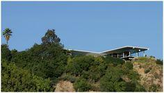 Case Study House by architect Pierre Koenig :: Los Angeles