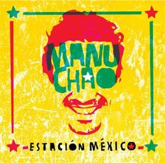 Manu Chao Poster, another talented artist from the Spanish realm of rhythmic & lyrical music outside of my 2 well known favs Manu Chao, Music Songs, Music Videos, Types Of Music, World Music, Motown, Story Of My Life, Rock, Music Publishing