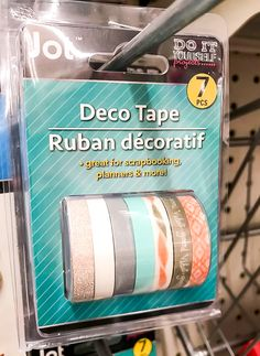 The ultimate list of the 50 best Dollar Tree items to hack, transform and makeover! Dollar Tree Finds, Dollar Tree Decor, Dollar Tree Crafts, Dollar Tree Store, Rub N Buff, Dollar Store Hacks, Dollar Stores, Planners, Tapas
