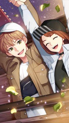 62 ideas cute anime art couples girls for 2019 Anime Cupples, Chica Anime Manga, Fanarts Anime, Kawaii Anime, Anime Girl Cute, Anime Art Girl, Anime Girls, Manga Girl, Anime Love Story