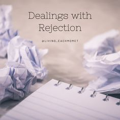 There are many different types of rejection, here we will look at some and how they impact us, how the past has impacted us and what to do going forward Breaking Up With Someone, Moving To Australia, Reaching Goals, I Have Spoken, Mental Health And Wellbeing, Physical Pain, I Work Hard, Not Good Enough, Trauma