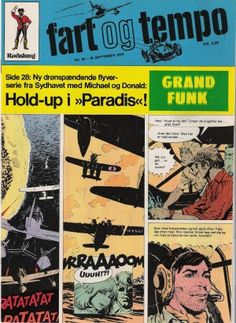 Fart og tempo Nr. 38. 1975