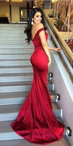 2017 prom dresses,prom dresses,mermaid prom dresses,red prom dresses,party dresses,maroon party dresses,evening dresses,sexy evening dresses,fashion,women fashion,vestidos
