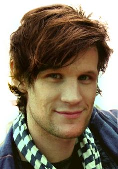 Matt Smith :) Yes Tennant has great hair but so does Smith!!! Dare I say Smith's hair is a little better?!?