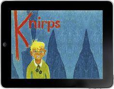 Knirps  Von Max Bolliger und Klaus Brunner, gesprochen von Christoph Hürsch. Eine Bilderbuch-App für iOs- und Android-Tablets. ©2016 by e-publish.ch