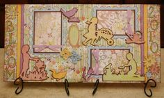 Monique Griffith Designs: TWO New Spring Layout Kits from A Child's Year